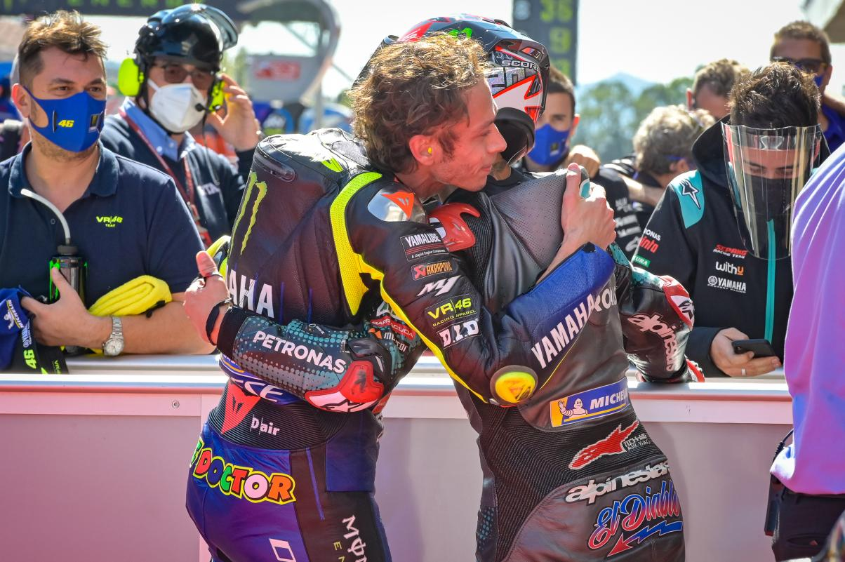 """Featured image for """"Short Shift News' Big Bike Chat: Quartararo """"Cannot replace Rossi"""""""""""