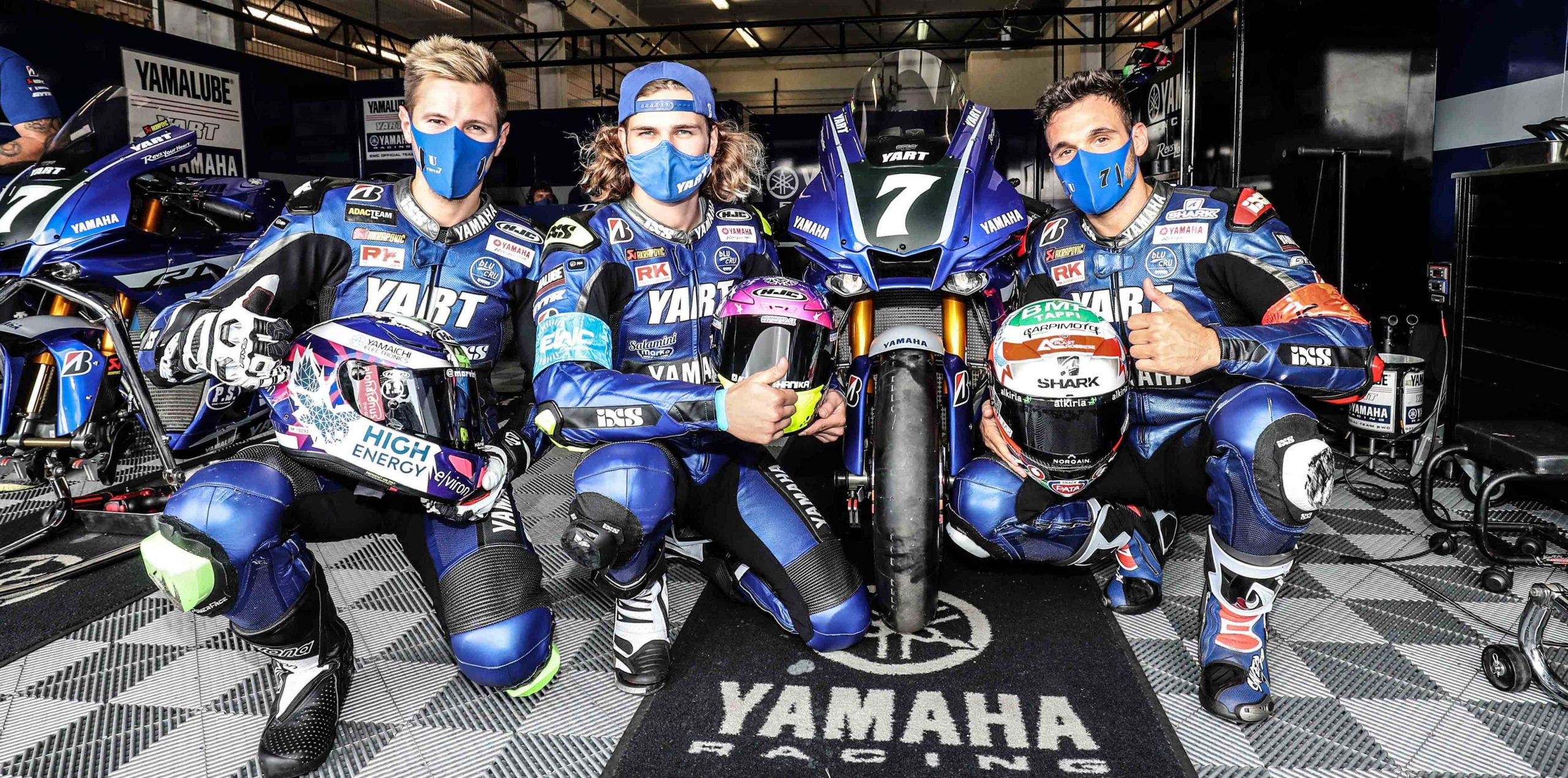 """Featured image for """"EWC: YART announce unchanged 2021 line-up"""""""