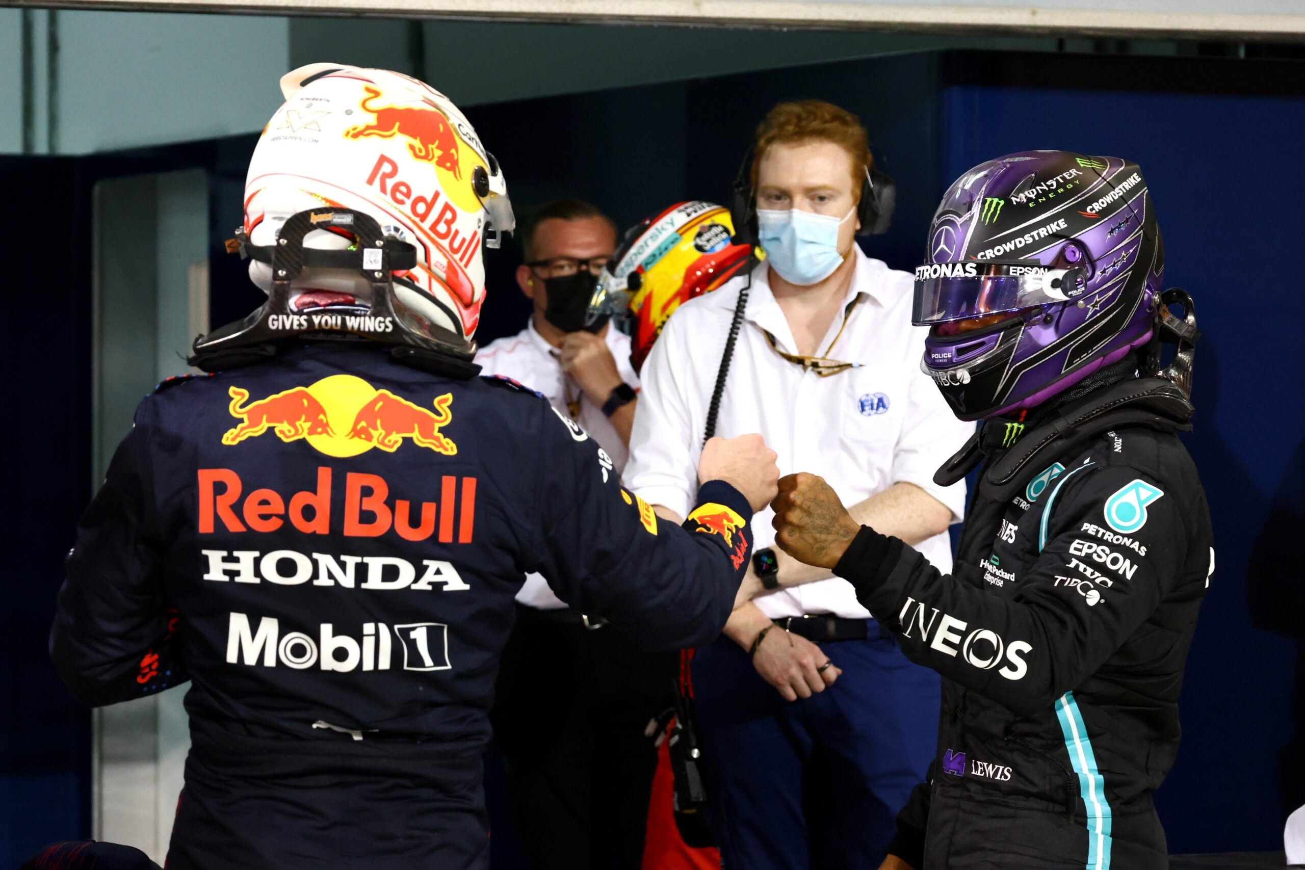 """Featured image for """"F1: Verstappen Storms to Bahrain Pole"""""""