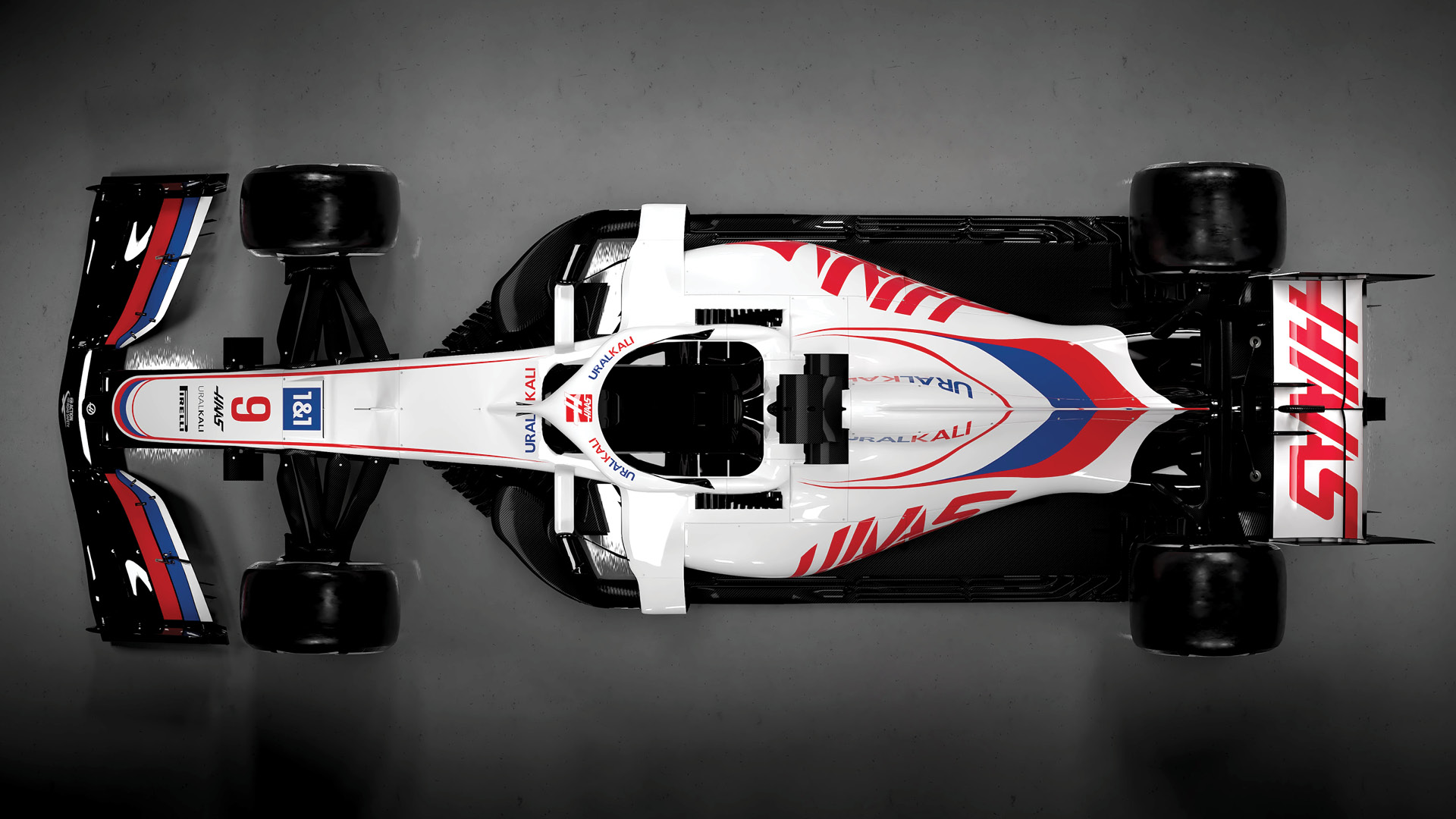 """Featured image for """"F1: Haas release controversial new livery for 2021"""""""