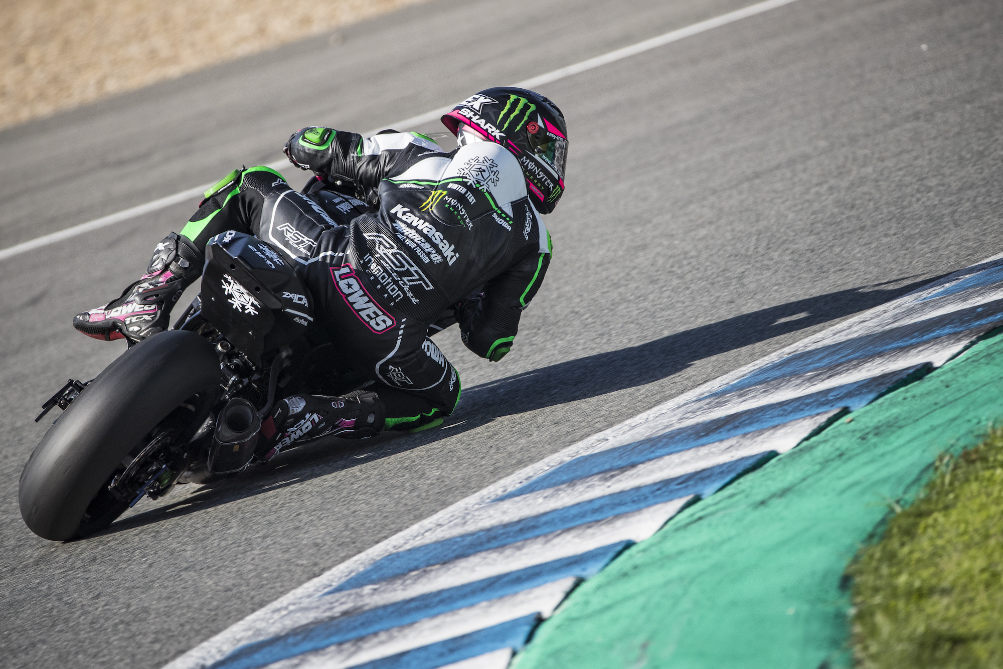 "Featured image for ""WorldSBK: Alex Lowes ruled out of Portimao Test"""