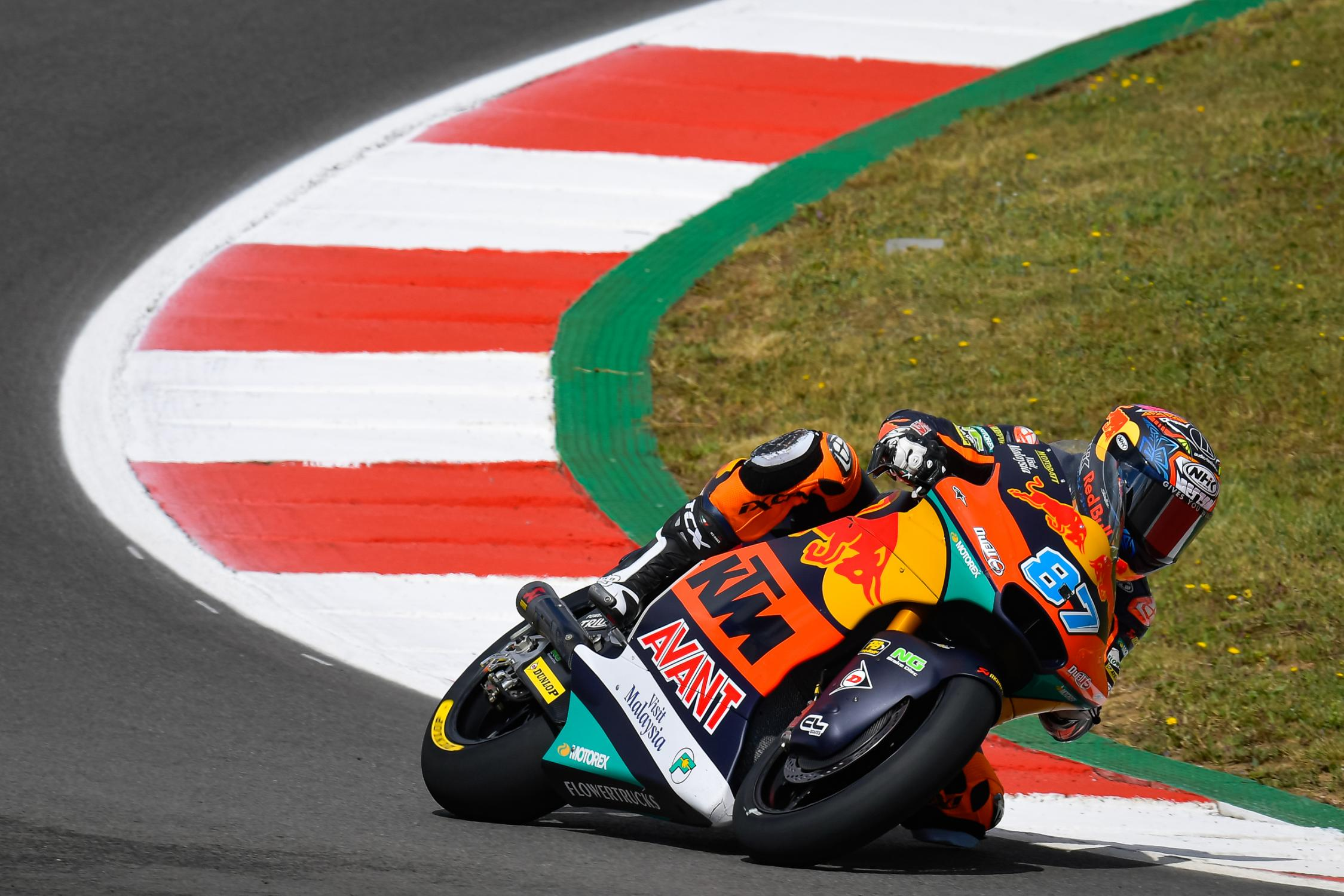 """Featured image for """"Moto 2: Remy Gardner Leads The Way Heading Into Qualifying"""""""
