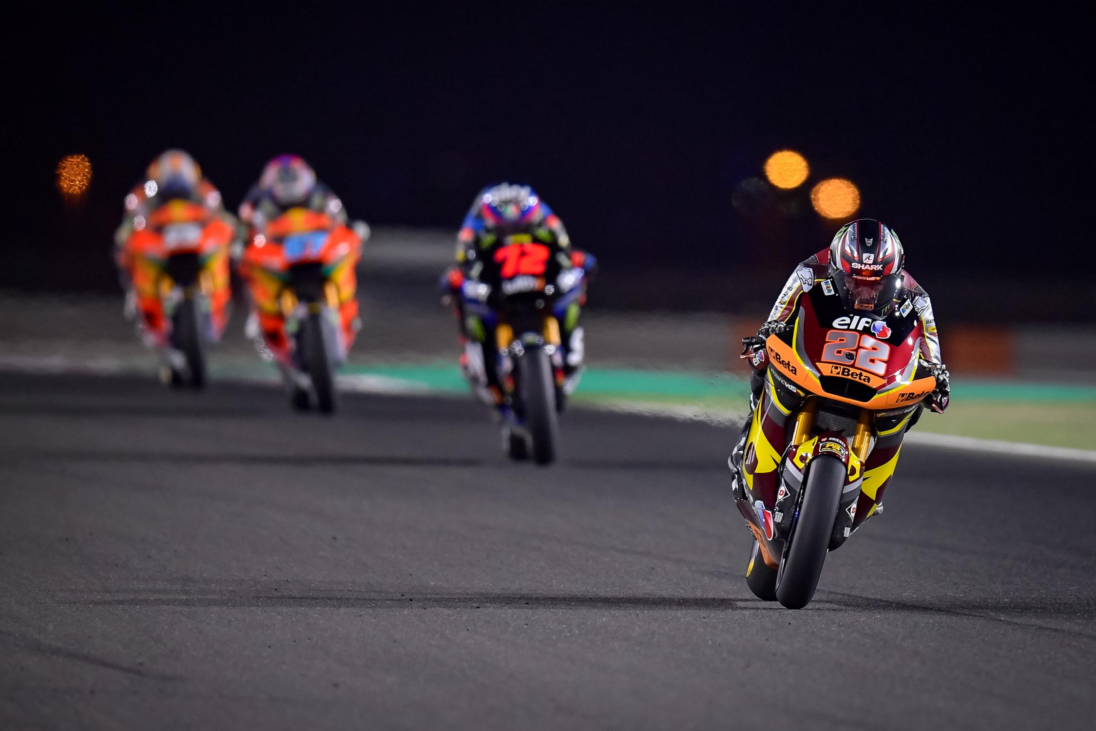 """Featured image for """"Moto 2: The Grid Look To Stop The Momentum of Sam Lowes As They Head to Portimão"""""""