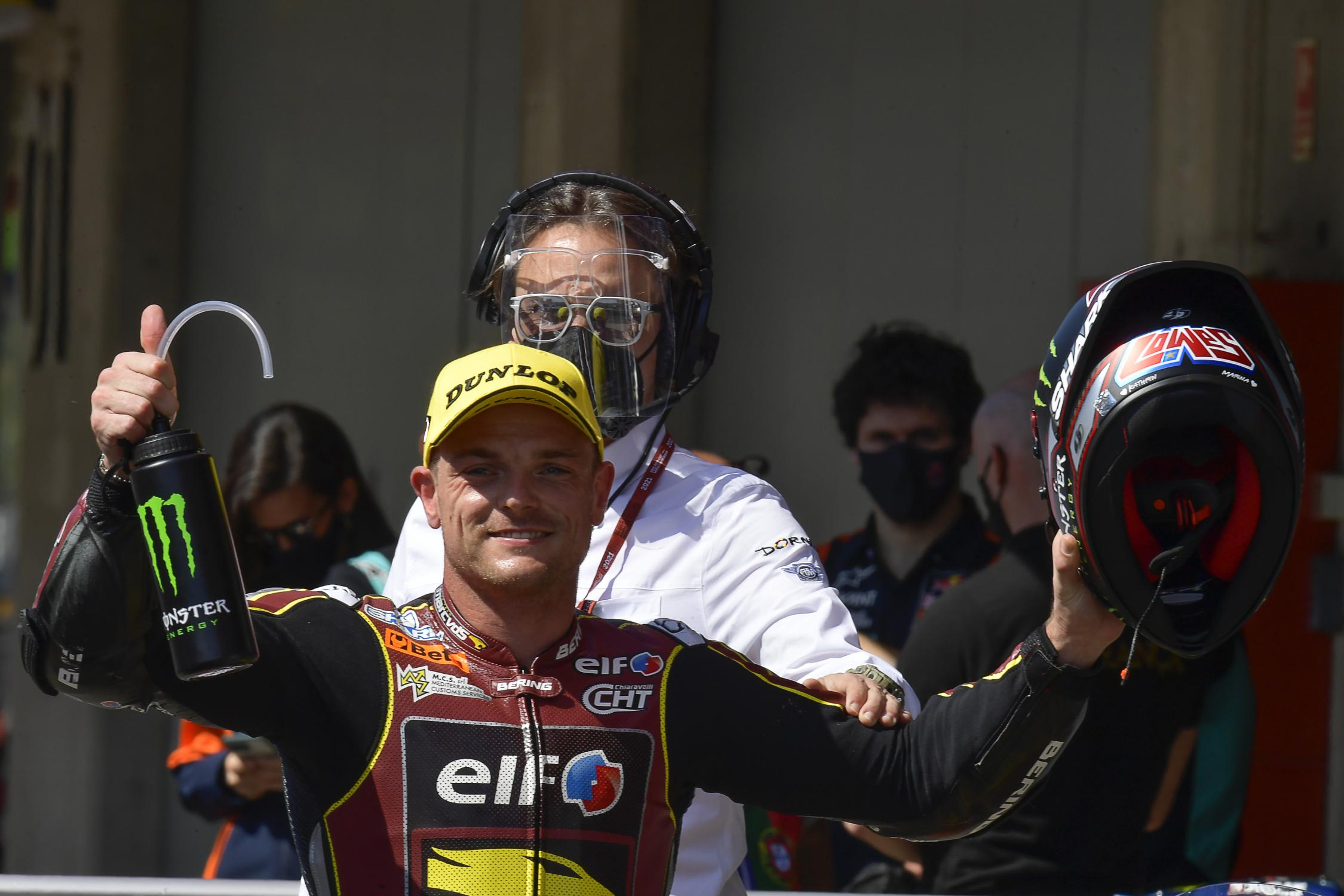 """Featured image for """"Moto 2: Sam Lowes Takes Third Consecutive Pole Position at Portimão"""""""