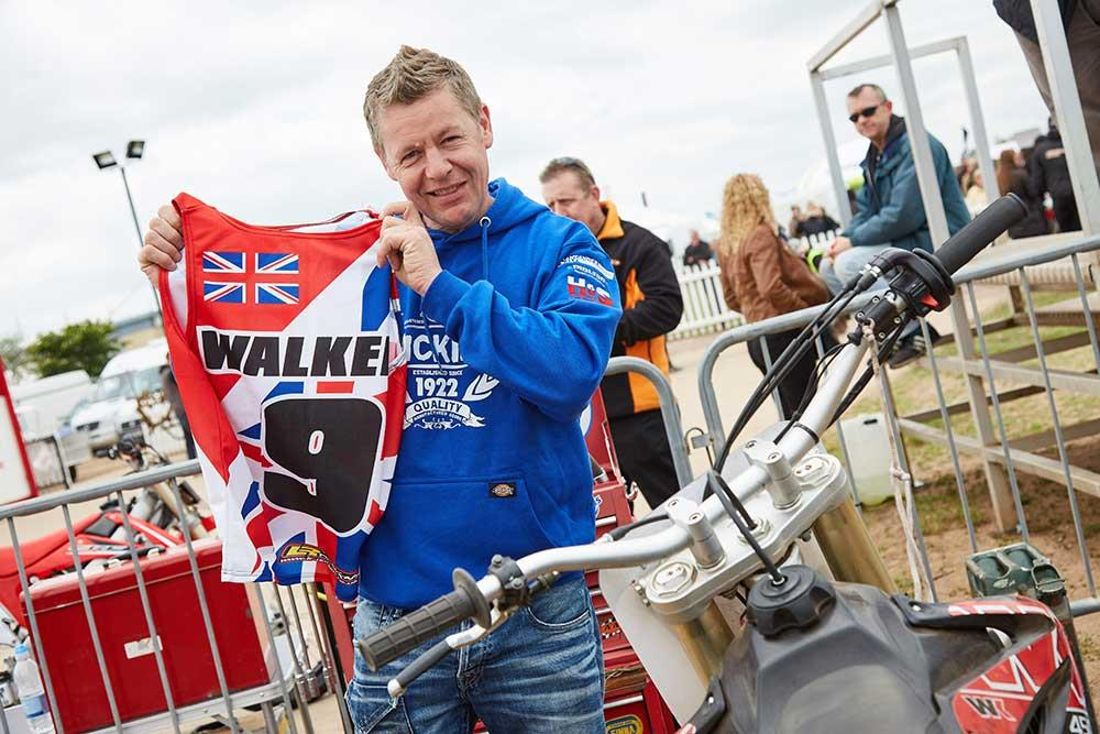 """Featured image for """"BSB: Chris Walker Returns To Racing Action In The Ducati TriOptions Cup."""""""