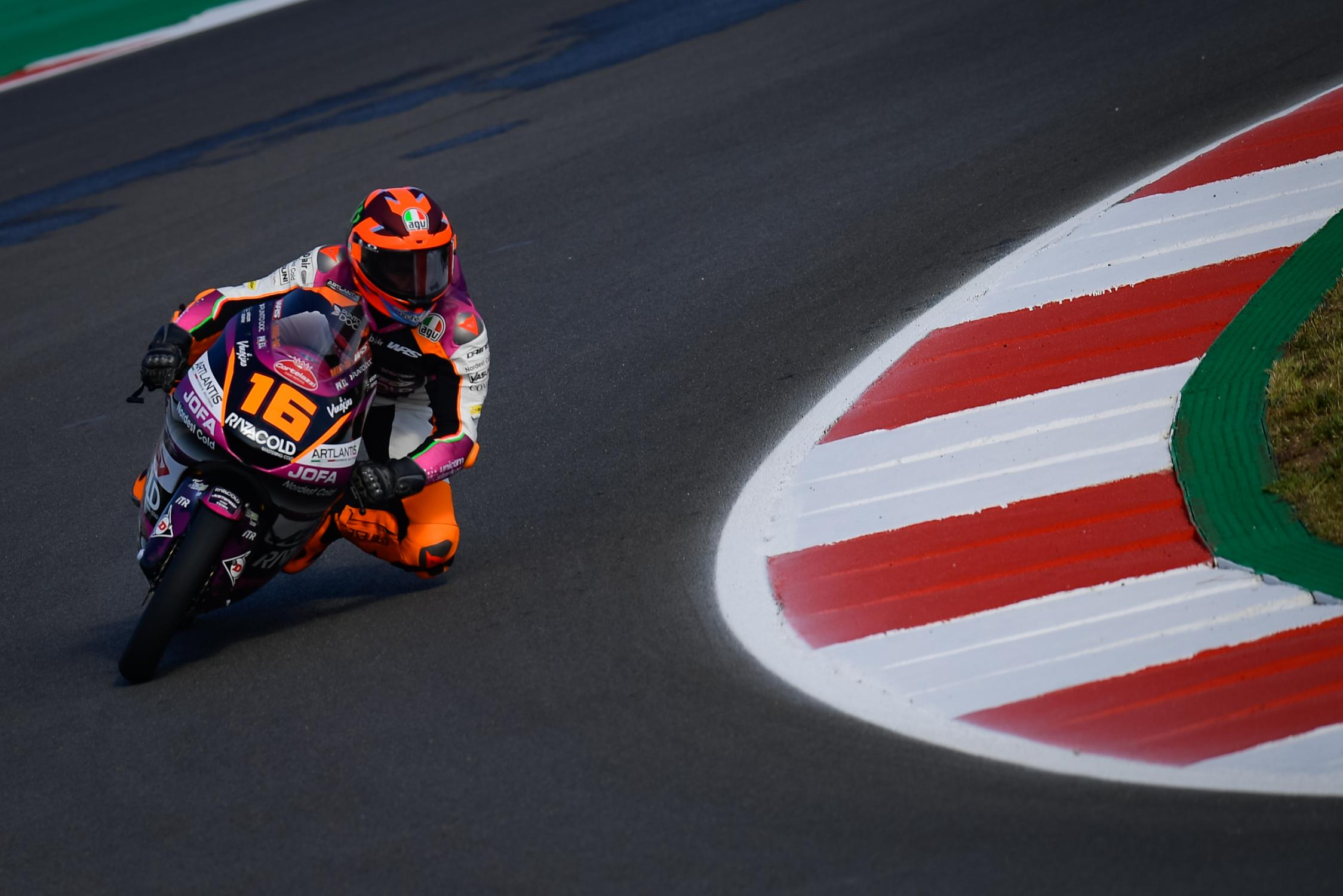 "Featured image for ""Moto3: Andrea Migno tops FP3"""