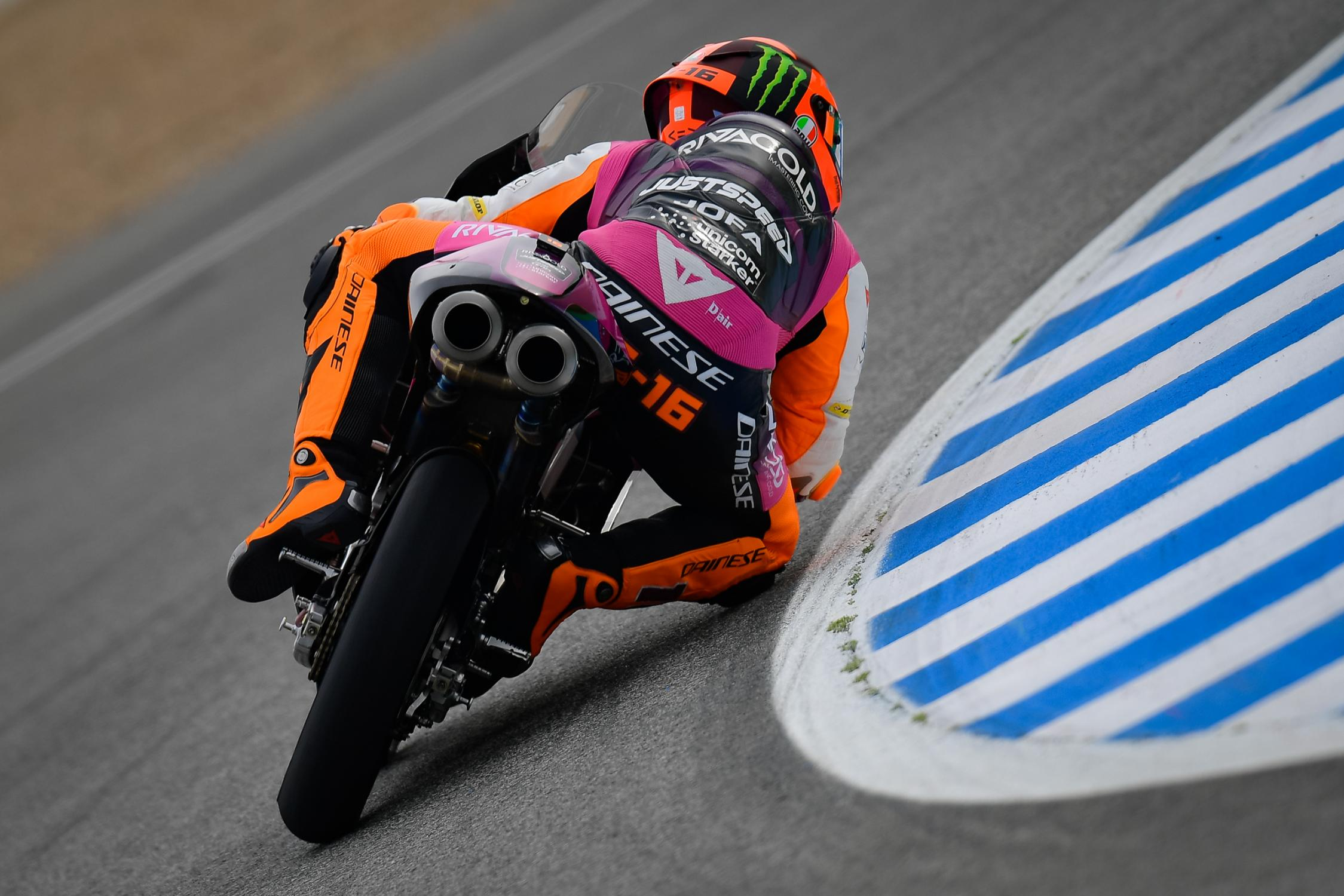 "Featured image for ""Moto3: Andrea Migno Lights Up Jerez as Acosta Set to go Through Q1"""
