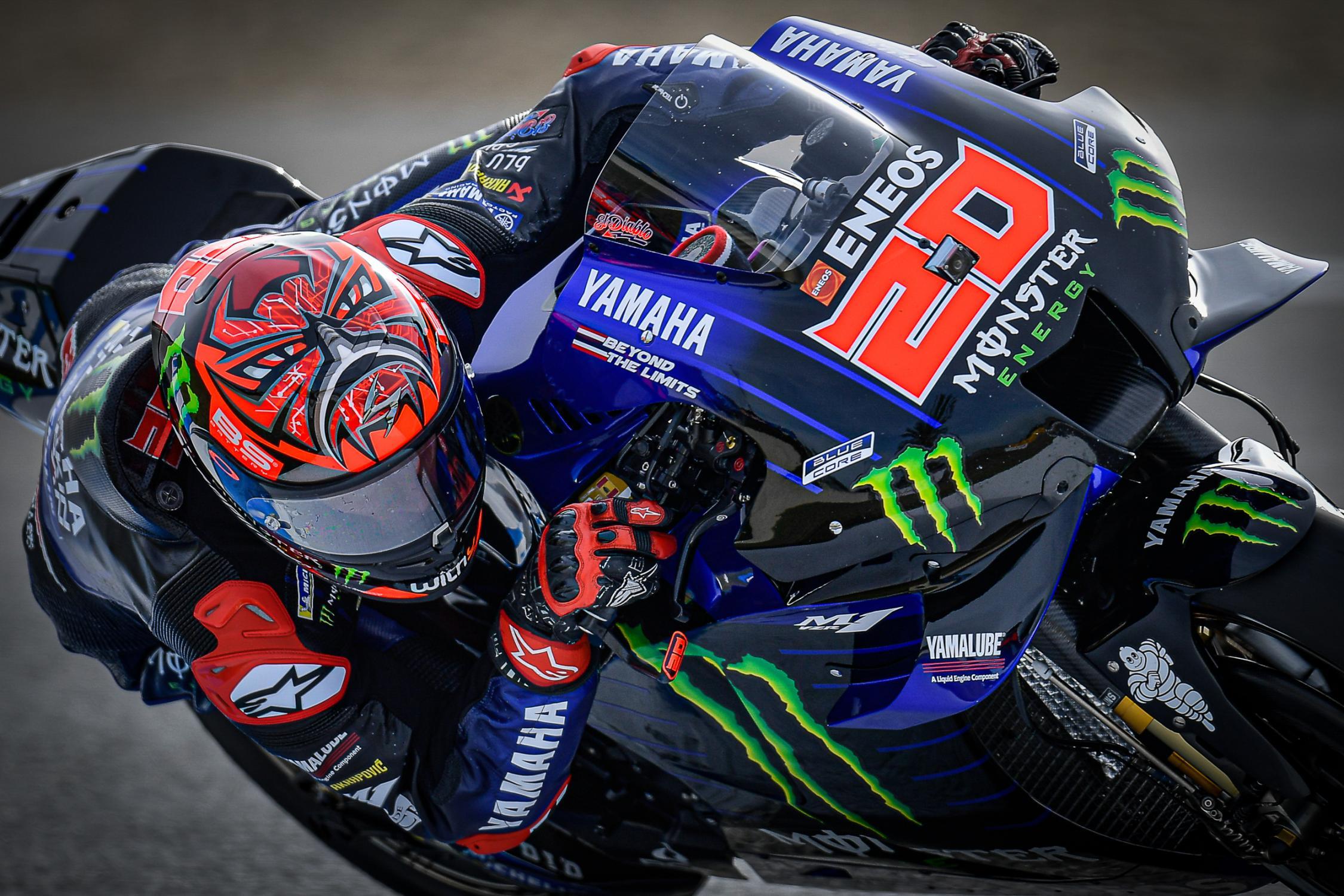 "Featured image for ""MotoGP: Quartararo Can't be Caught in Qualifying"""