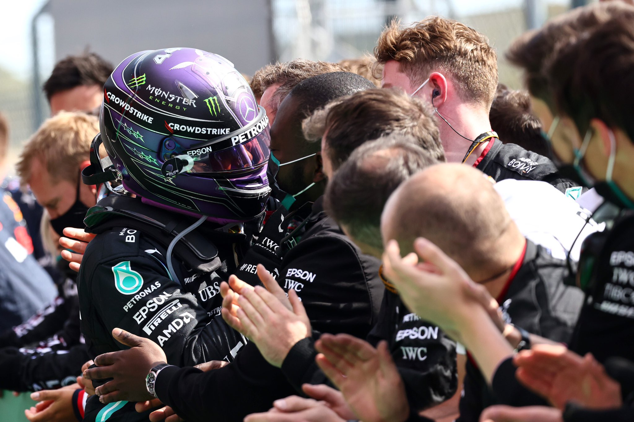 """Featured image for """"HAMILTON SECURES TENSE PORTIMAO GP"""""""