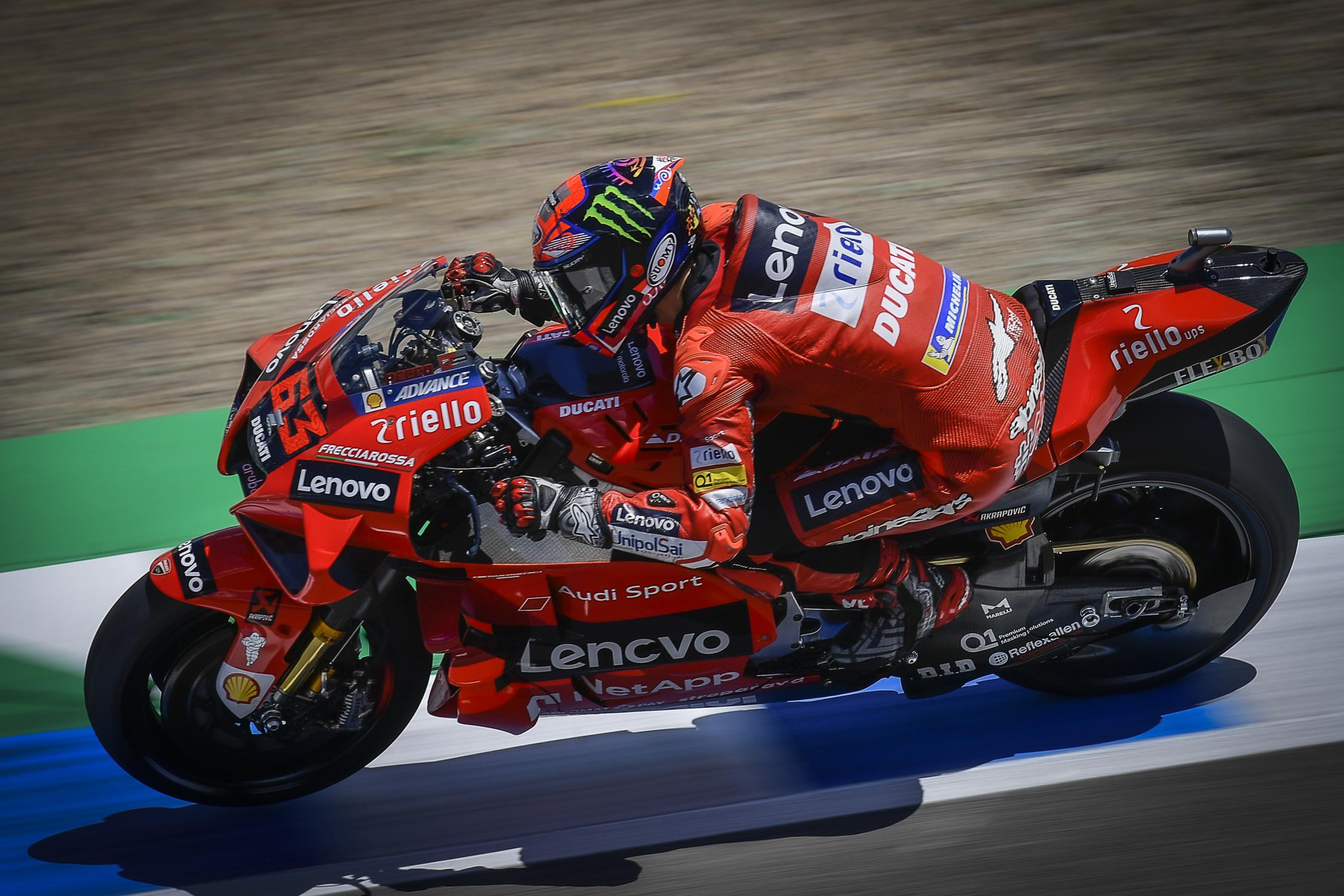 """Featured image for """"MotoGP: Bagnaia Leads Heading into Saturday"""""""