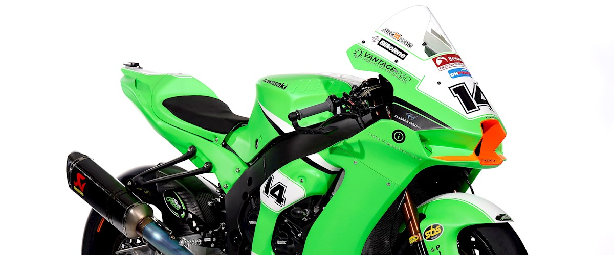 """Featured image for """"BSB: FS-3 Racing Kawasaki Unveil Their 2021 Season Racing Livery."""""""