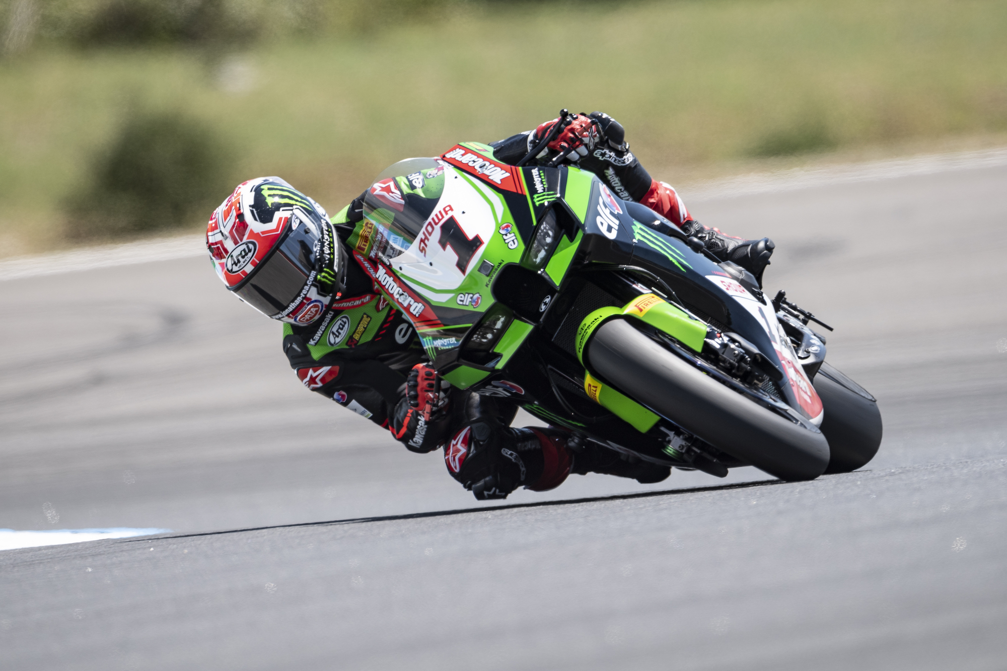"""Featured image for """"Jonathan Rea on pole in windy Estoril"""""""