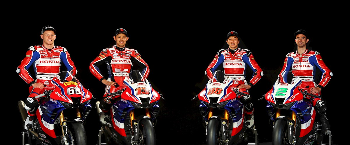 """Featured image for """"BSB: Honda Racing UK Unveil Their 2021 Season Racing Livery."""""""