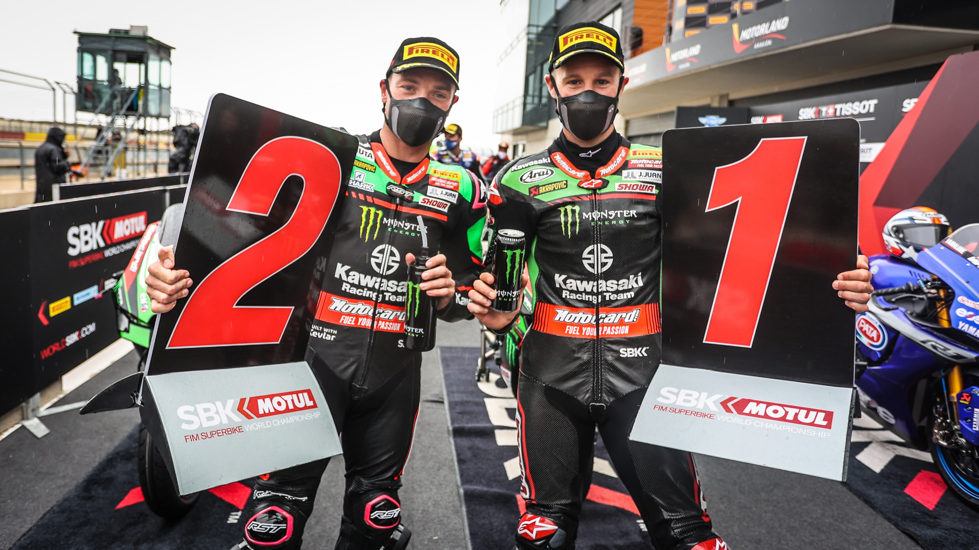 """Featured image for """"WSBK: Jonathan Rea Wins The First Sprint Race Of The 2021 Season."""""""