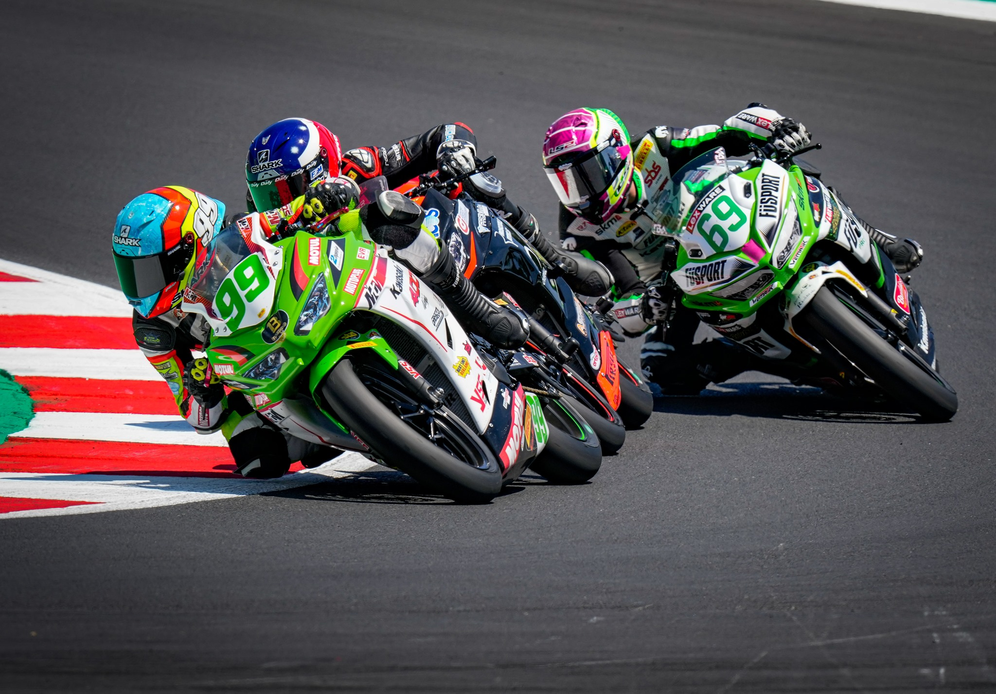 """Featured image for """"WorldSSP300: Huertas Takes Race 1 and Title Lead"""""""