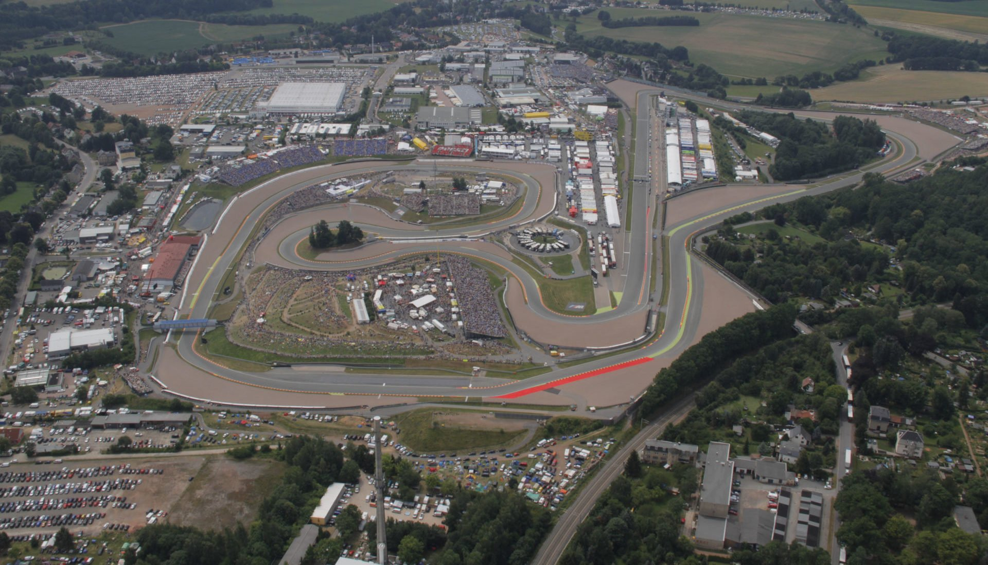 """Featured image for """"Moto 2: Sachsenring To Host the 200th Moto 2 race"""""""