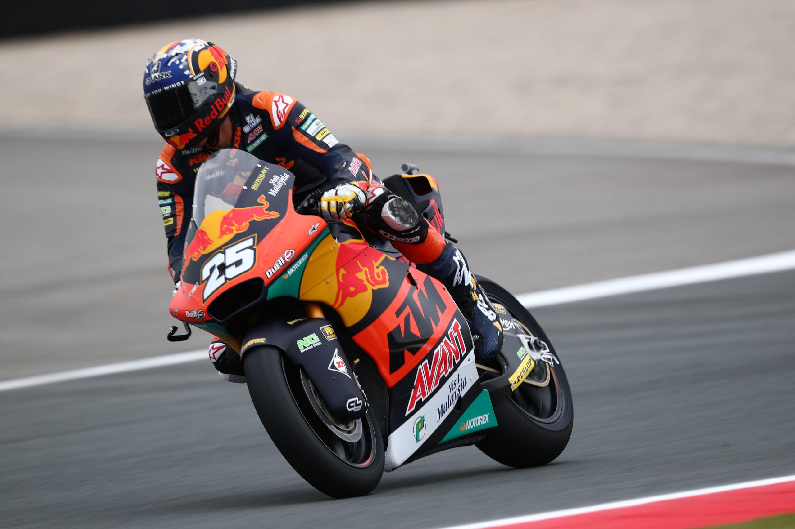 "Featured image for ""Moto 2: Raul Fernandez Wins the Dutch TT in Assen"""