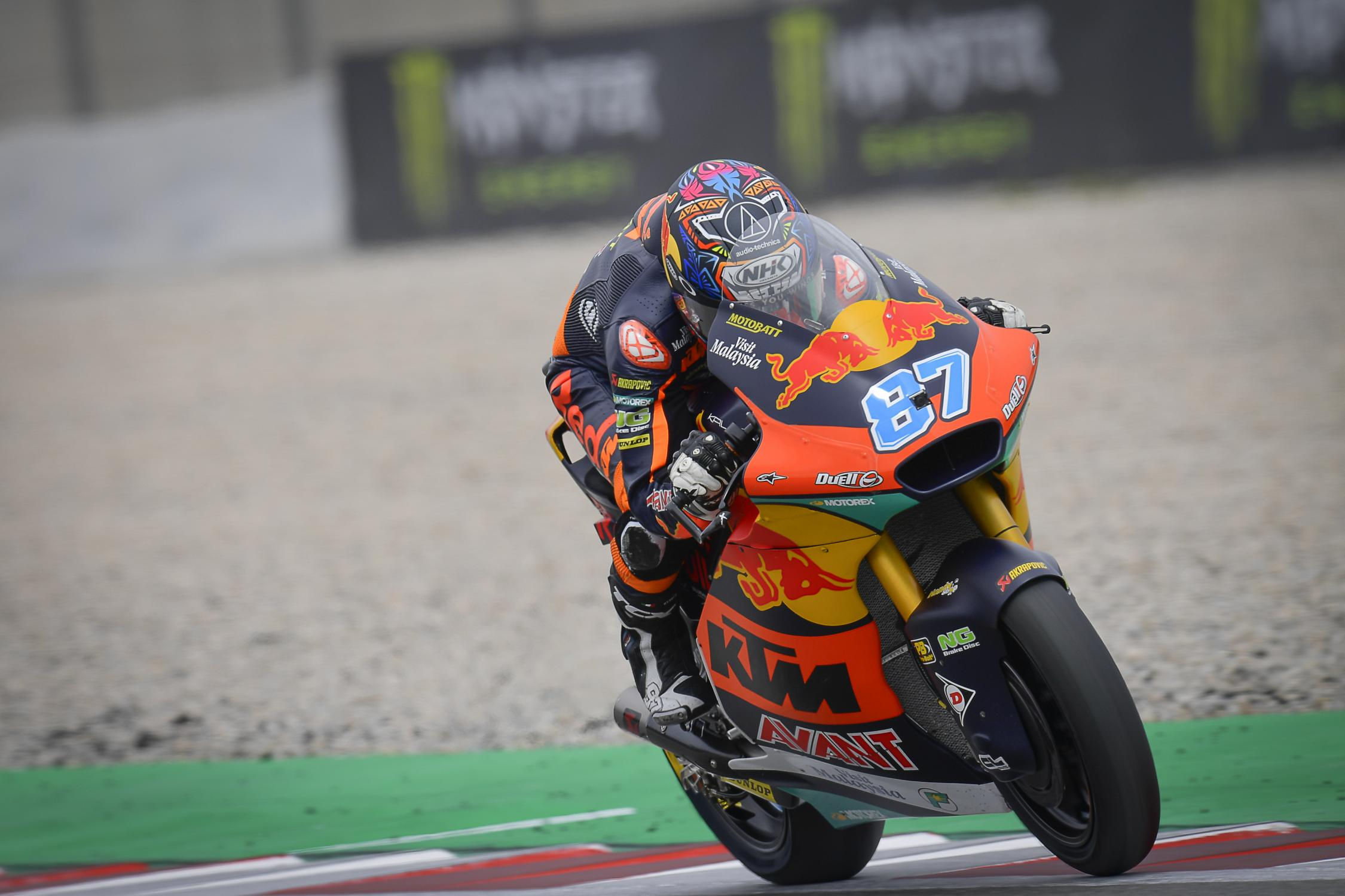 """Featured image for """"Moto 2: Remy Gardner Takes Pole Position"""""""