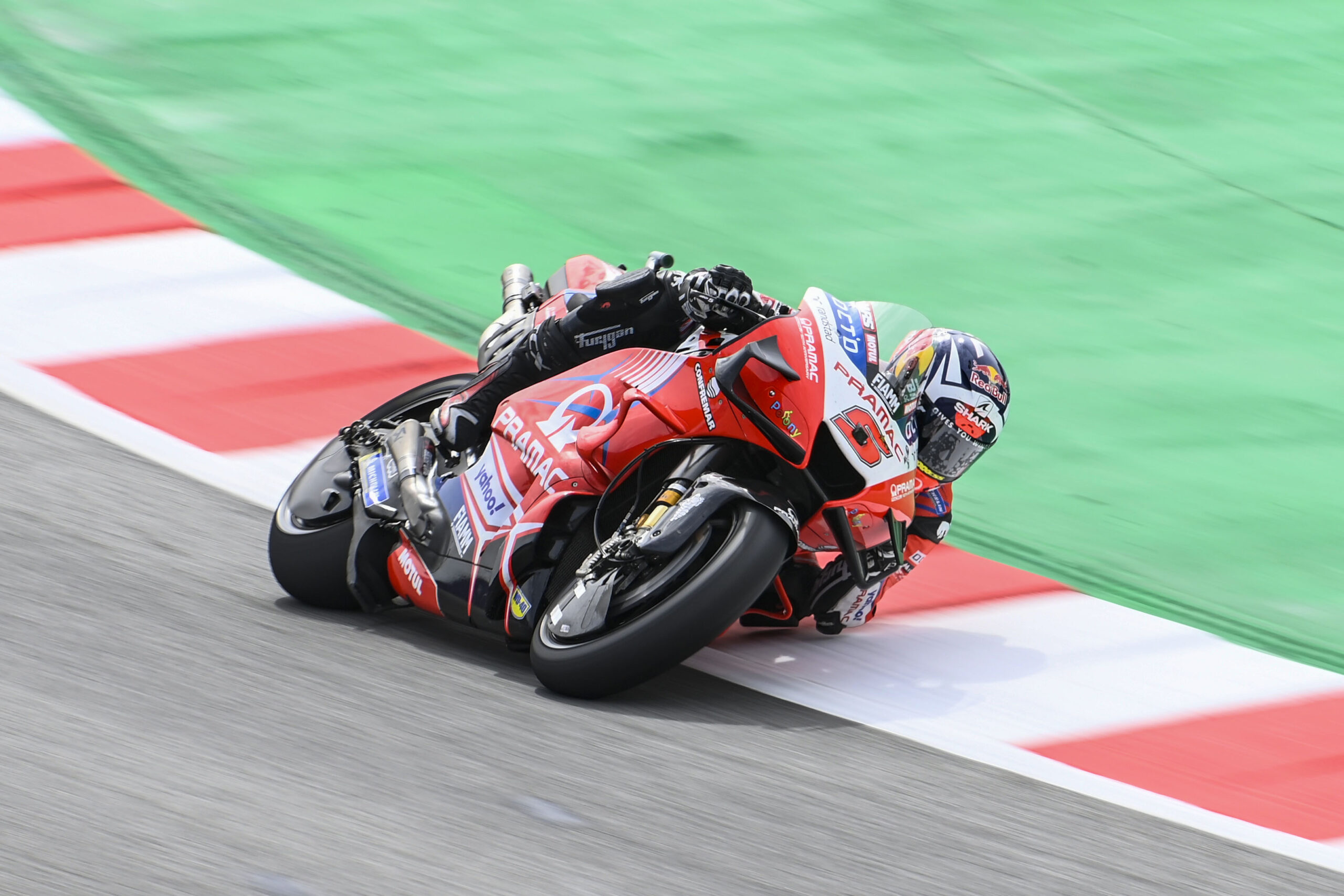 """Featured image for """"MotoGP: Zarco Takes to the Top on Day 1"""""""