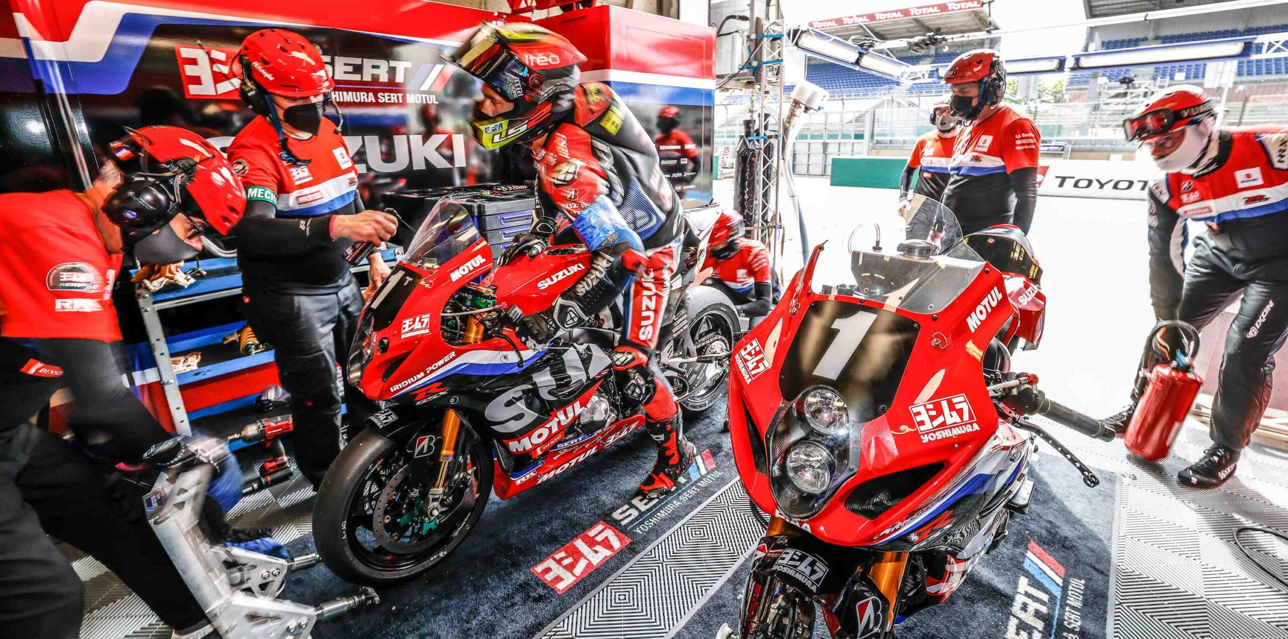 """Featured image for """"FIM EWC: SERT Lead YART by 0.004 After Opening Qualifying"""""""