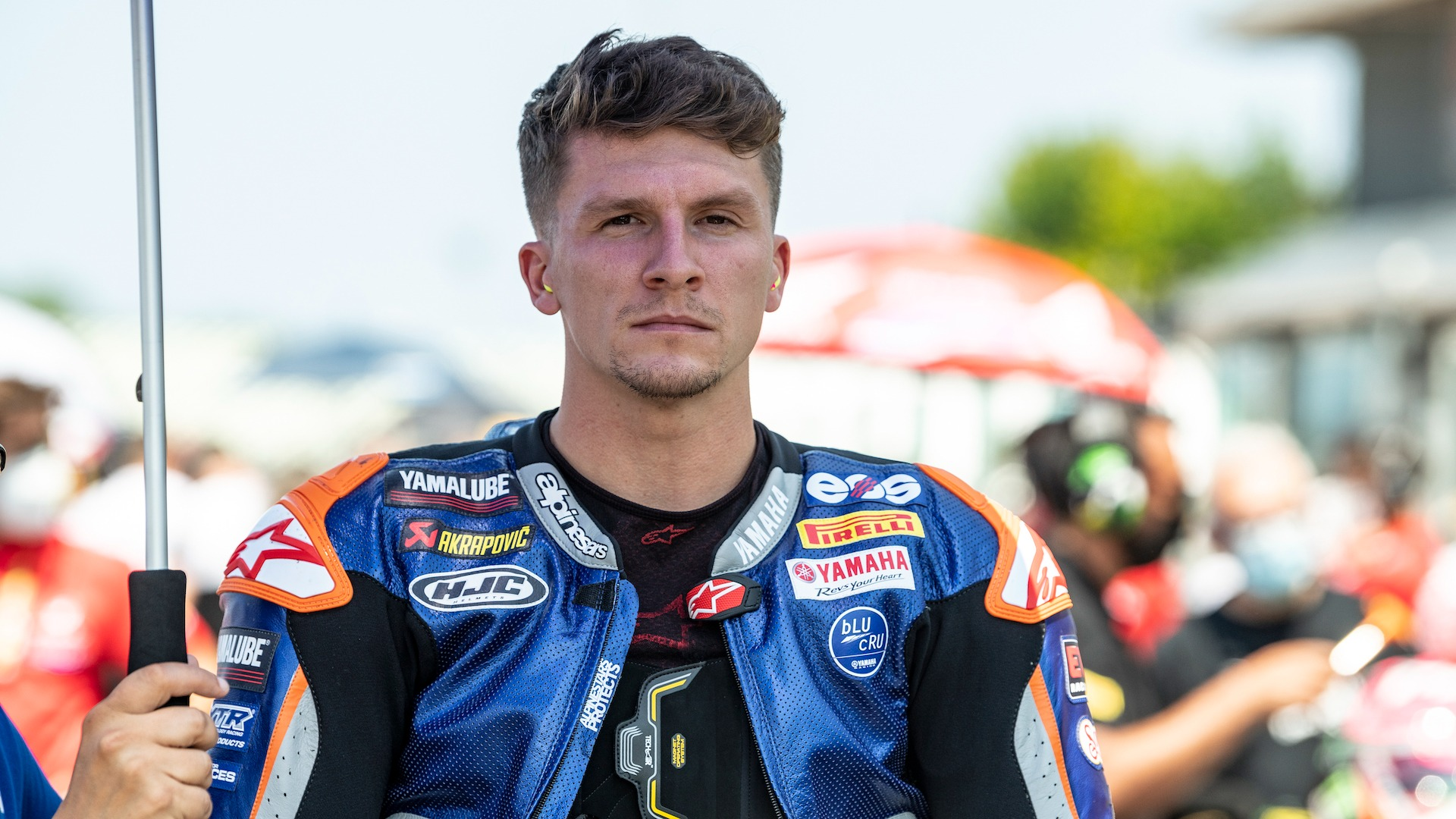 "Featured image for ""MotoGP: Garret Gerloff to Replace Injured Franco Morbidelli at PETRONAS Yamaha SRT at Dutch TT"""