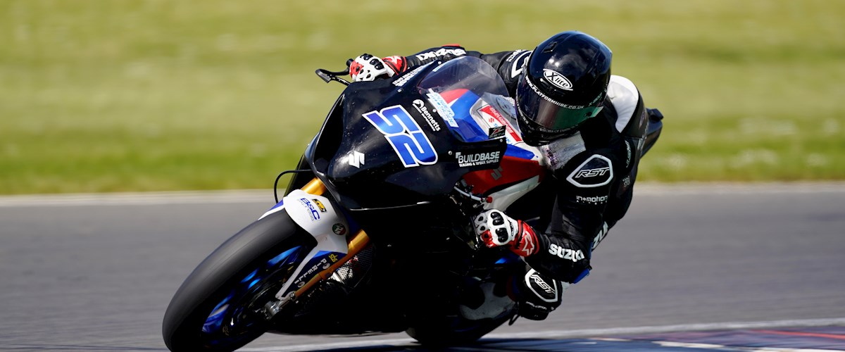 """Featured image for """"BSB: Danny Kent Tops The Time Sheets In The First Session Of The Final Bennetts British Superbike Test At Donington Park."""""""
