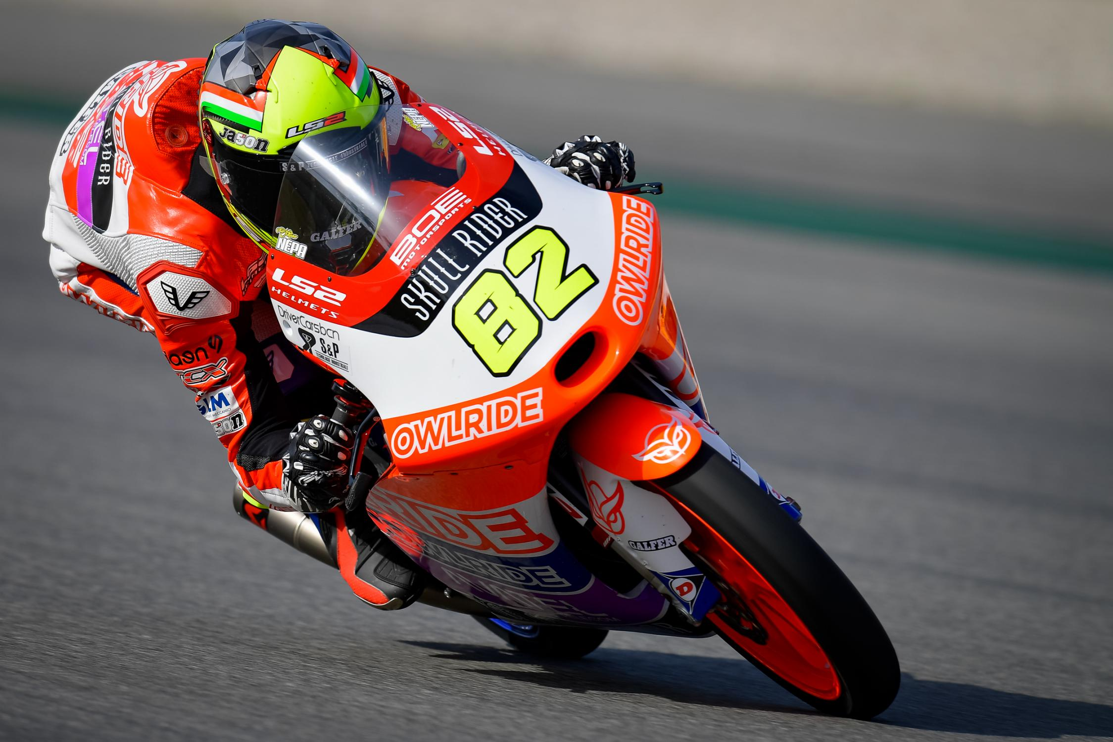 """Featured image for """"MOTO3: Pedro Acosta in Q1 again As Stefano Nepa Leads The way."""""""