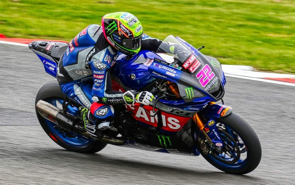 """Featured image for """"BSB: Jason O'Halloran Wins His Fifth Race Of The Season At Thruxton."""""""