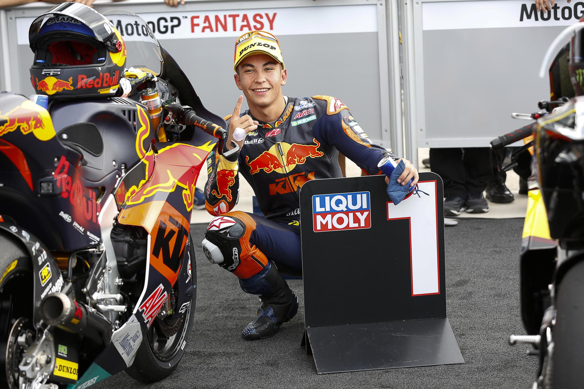 """Featured image for """"Moto 2: Raul Fernandez Takes Pole Position in Misano"""""""
