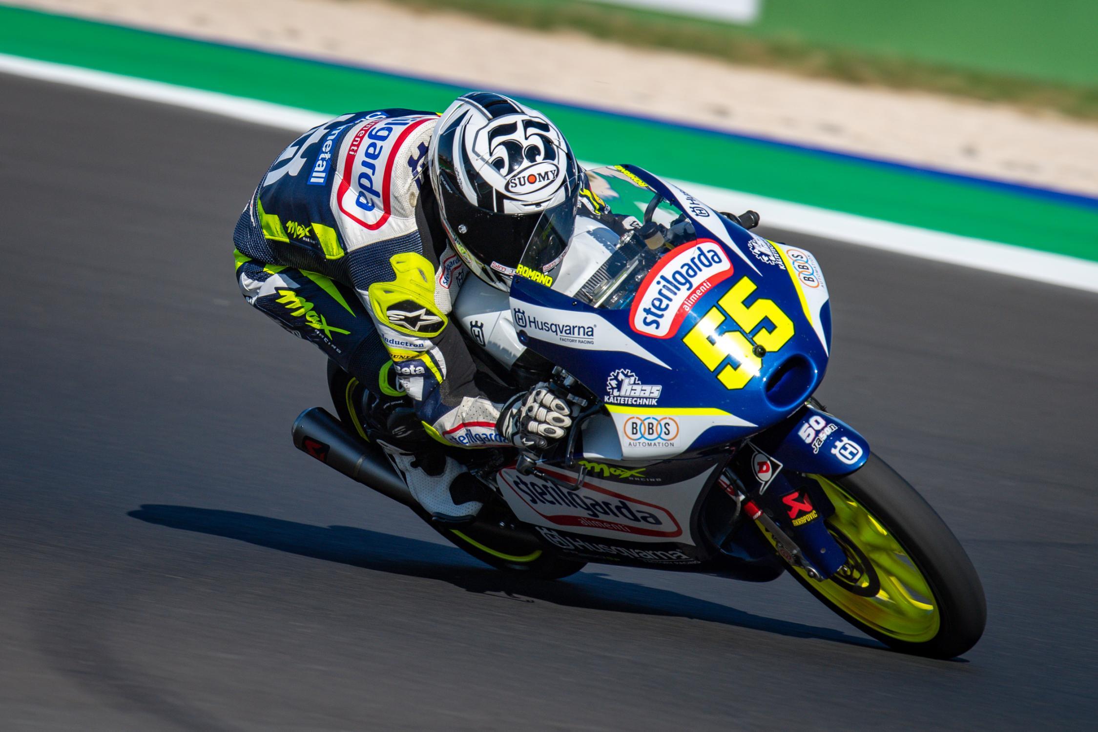 """Featured image for """"Moto 3: Romano Fenati Takes Pole Position in Misano"""""""