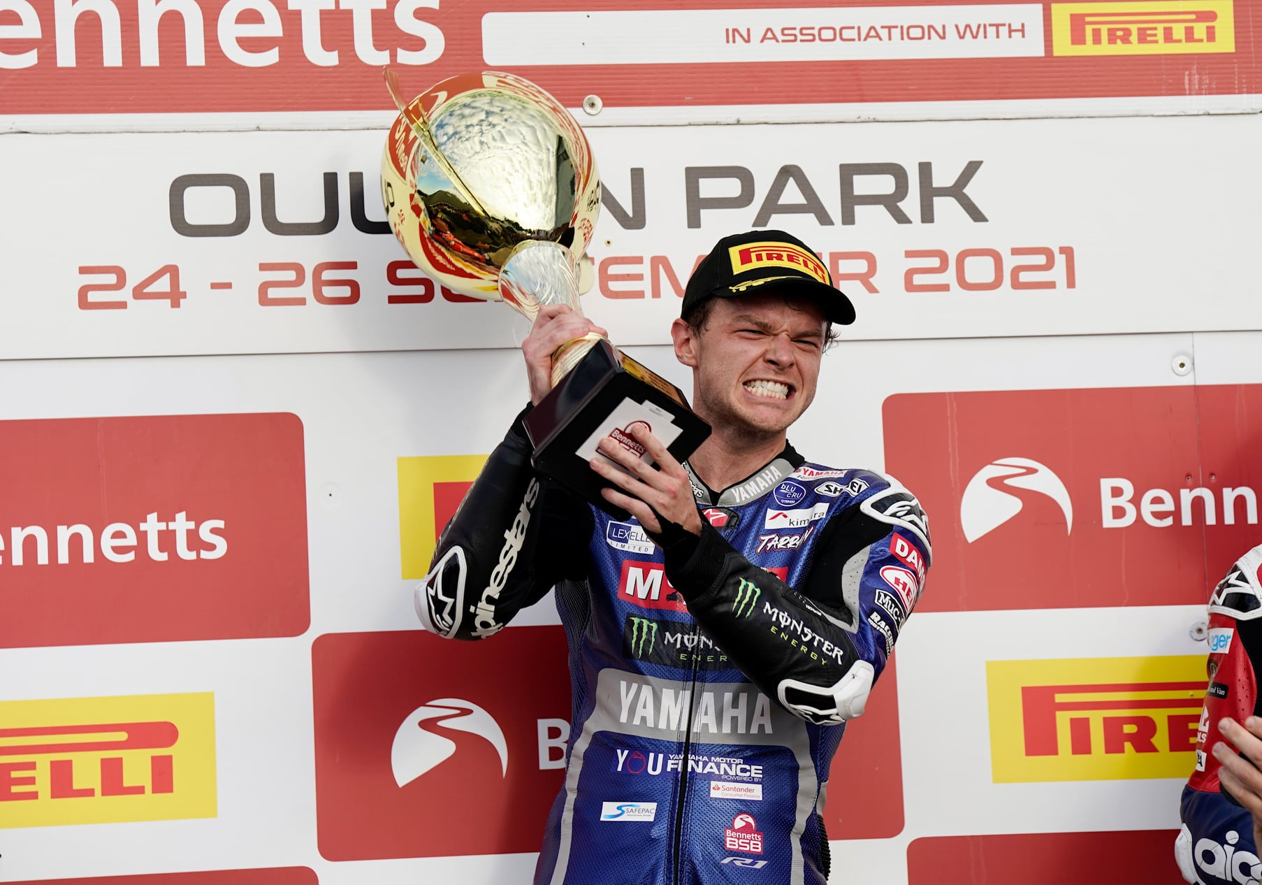 """Featured image for """"BSB: McAMS Yamaha's Tarran Mackenzie Clinches Race One Victory At Oulton Park."""""""