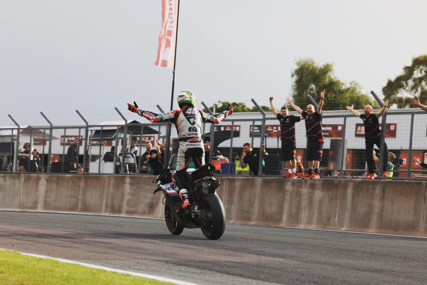 """Featured image for """"BSB: Tommy Bridewell Delivers A Master Class Win In Race Three At Oulton Park."""""""