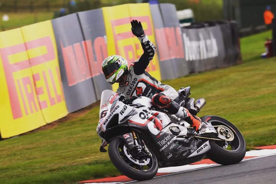 """Featured image for """"BSB: Tommy Bridewell Storms to Victory In Race Two At Oulton Park."""""""