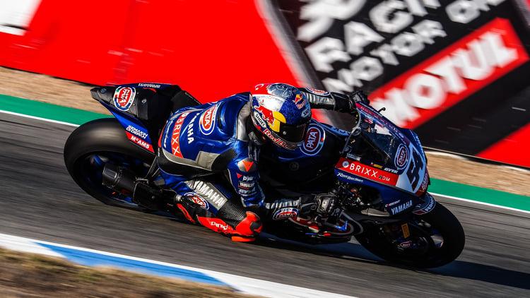 "Featured image for ""WSBK: Toprak Razgatlioglu Wins Race One At Jerez."""