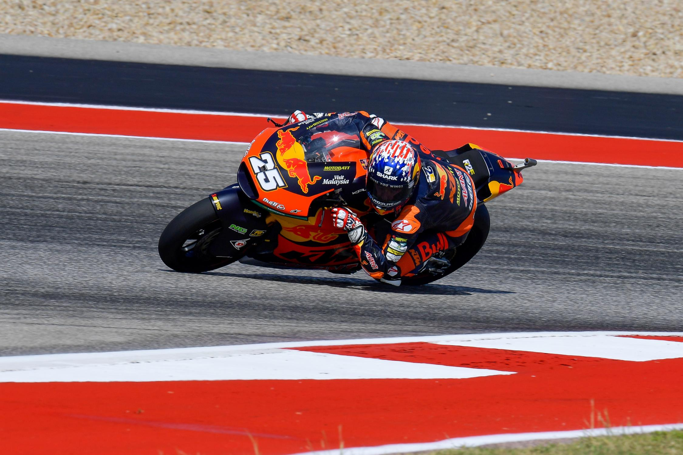 """Featured image for """"Moto 2: Raul Fernandez Takes Pole Position for the US Grand Prix"""""""