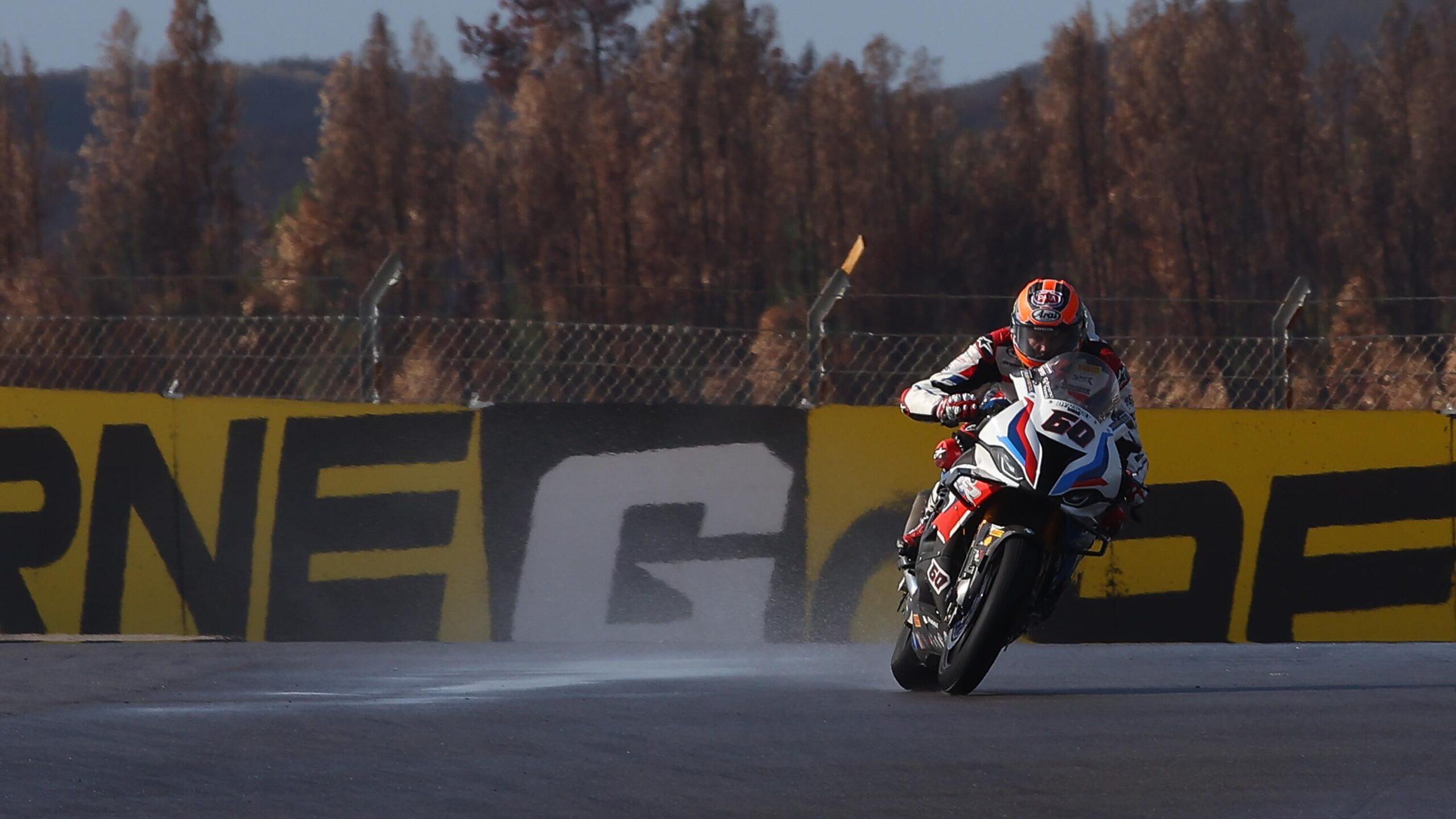 "Featured image for ""WSBK: Michael Van Der Mark Wins The Superpole Race In Portimao"""