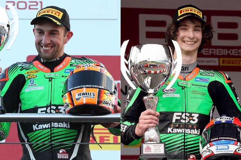 """Featured image for """"BSB: Lee Jackson And Rory Skinner To Remain With FS-3 Racing For The 2022 Season."""""""